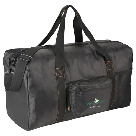 "BRIGHTtravels Packable 21"" Duffel Bag"